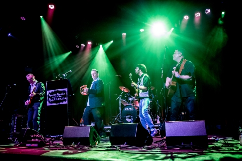Ronnie Ripple & The RipChords at the Brooklyn Bowl, London 2015